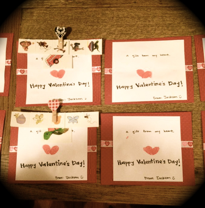 Diy valentines day card kids are from pluto a mothers guide to hi everyone m4hsunfo