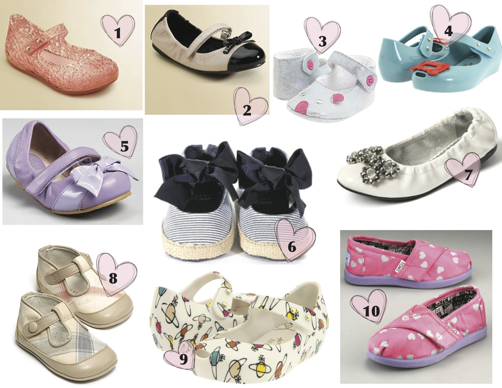 bf49e8e6b1 ADORABLE baby girl shoes! – Kids Are From Pluto - A Mother's Guide ...
