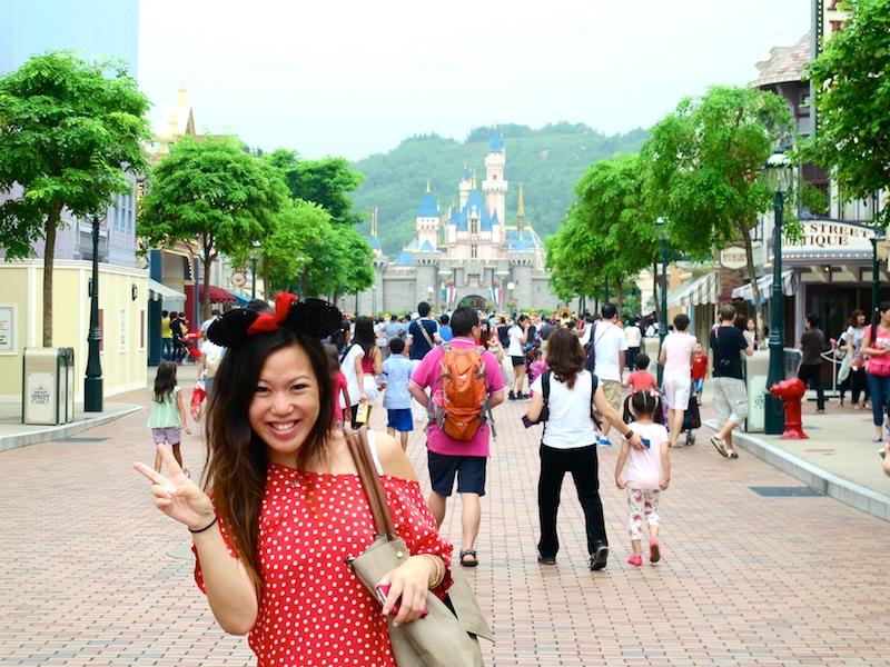Can We Bring Food Into Disneyland Hong Kong