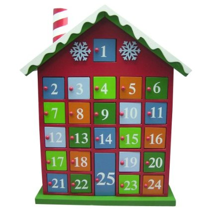 German Advent Calendar Craft